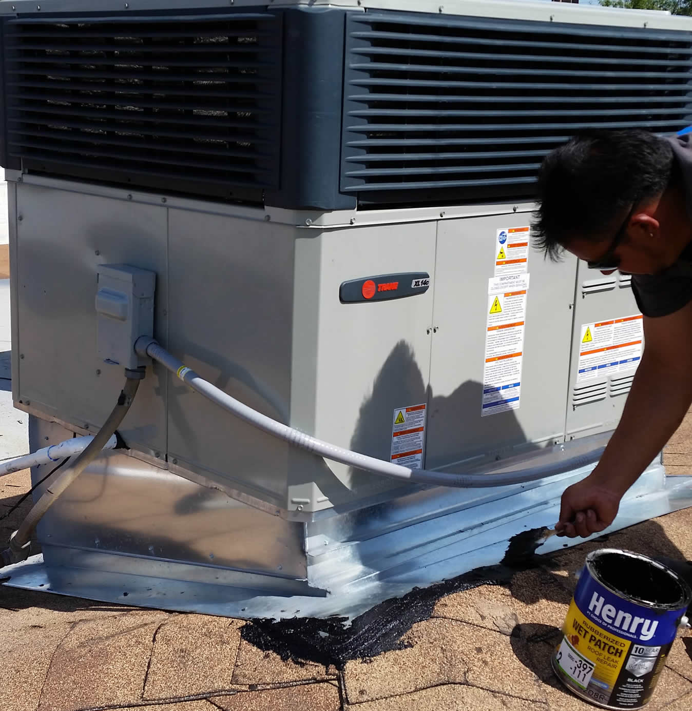 HVAC Contractor Martinez